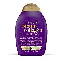 Ogx Dolgunlaştırıcı Biotin & Kolajen Şampuan, 385 Ml