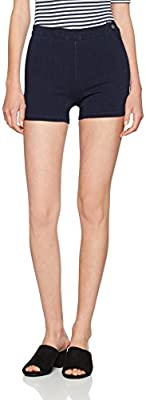 Only Onlrain Hw Clean Shorts Pnt Cry1050, Pantalones Cortos para Mujer