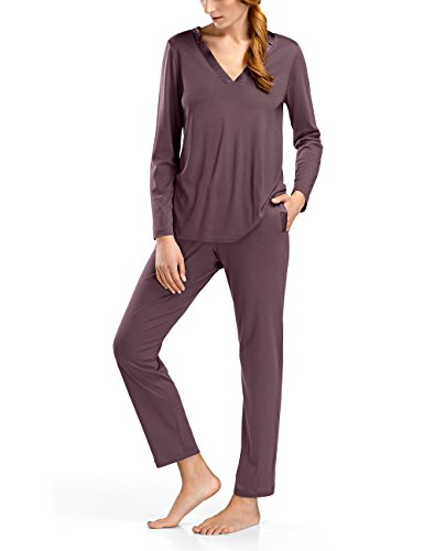 - 41ae53Z9UWL - Hanro Women's Pyjama Set