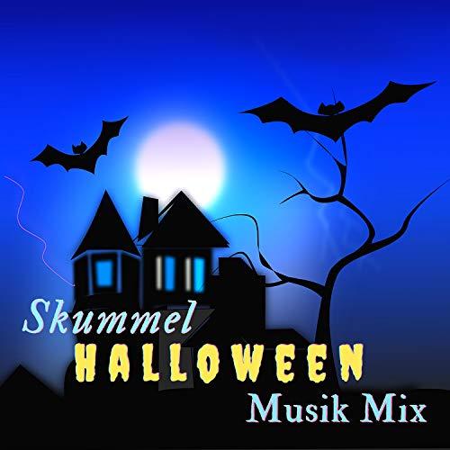 Skummel Halloween Musik Mix -  Mørk Sange, Frygt og Spænding for Børn