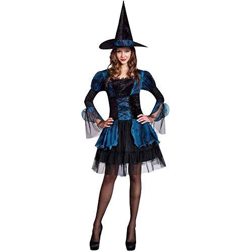 Fashion-Cos1 Unheimlich Frauen Für Vampir Halloween Kleidung Fantasie Kleid Hexe Vampir Kostüm Festival Maskerade Rollenspiel Uniform (Size : - Unheimliche Kostüm Frauen