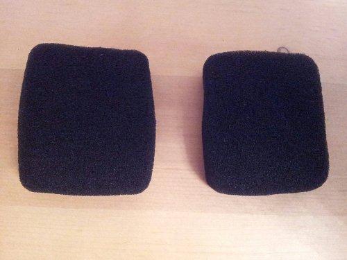 New Ear Foam Pads/ Cushion For Bang & Olufsen B&O Play Form 2 Headphones