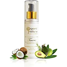 Tenera (Hair Conditioner), 100ml (3.4 oz)   Organic Rosemary, Olive, Avocado & Coconut Milk   Certified Organic Ingredients  No Paraben, Mineral Oil, Alcohol or Sulfates   Strong, Nourished & Frizz Free Hair.