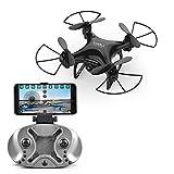 YUnnuopromi S26 FPV Wifi 480p/720p HD-Kamera 360 Grad Rolle Mini Stable Quadcopter Black No Camera*