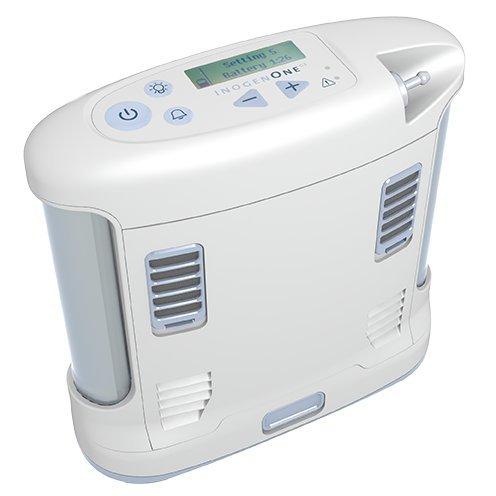 Mobiler Sauerstoffkonzentrator Inogen One G3 HF 16 Cell jetzt mit Stufen 1-5