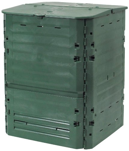 Thermo King 600L Compostiera, verde