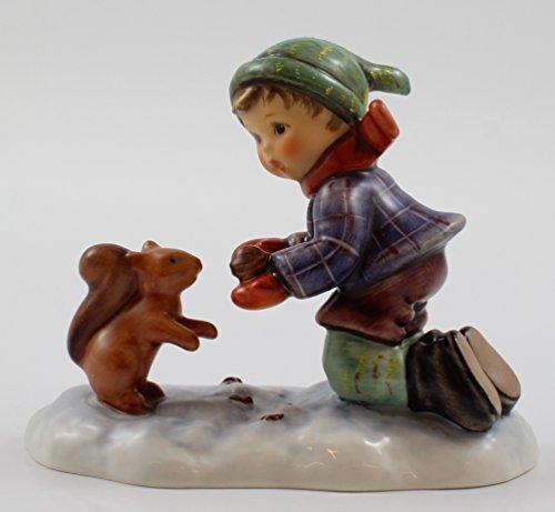 M.I. Hummel Figur - Laß Dich streicheln - Goebel Hum2053 9cm (Hummel-figuren Sammlerstücke)