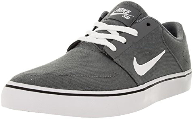 Nike Herren SB Portmore CNVS Skaterschuhe  Billig und erschwinglich Im Verkauf