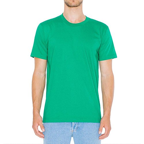 American Apparel - Unisex Fine Jersey T-Shirt Red
