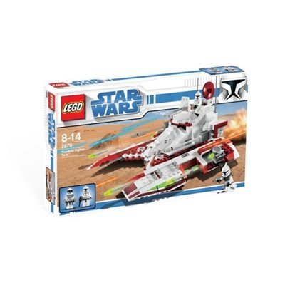 LEGO Star Wars - The Clone Wars - 7679 Republic Fighter Tank, 592 Teile -
