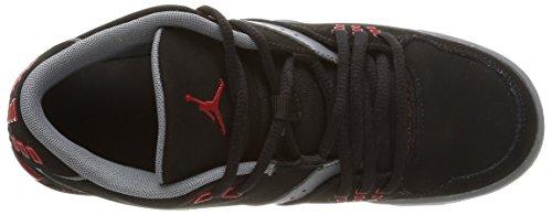 Nike Jordan Flight 23 BG, Montantes Homme multicolore (Black/Gym Red-Cool Grey-White)