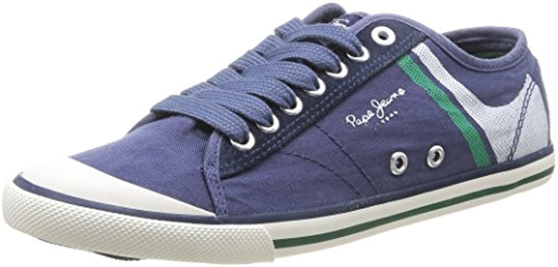 Pepe Jeans London TENIS PRINT - zapatilla deportiva de lona hombre  -
