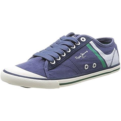 Pepe Jeans London TENIS PRINT - zapatilla deportiva de lona hombre