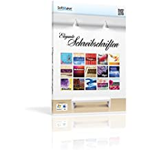 SoftMaker Elegante Schreibschriften