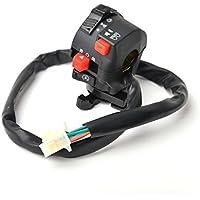 HASAKA CHINO ATV Mini Quad Interruptor de Control Lateral Izquierdo 50CC 70CC 90CC 110CC 125CC 150CC