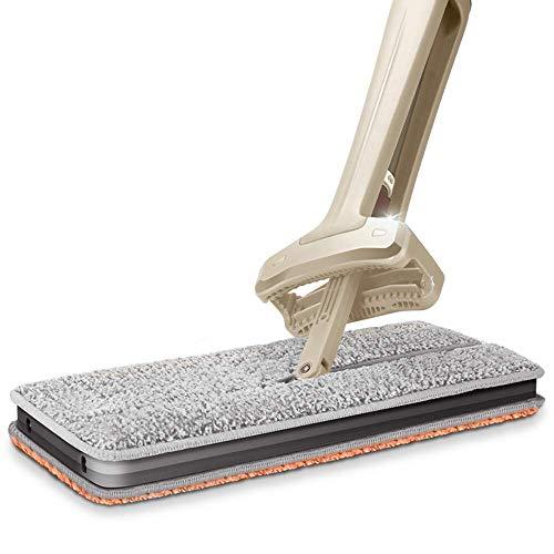 YIIY Sprühen Sie Microfibre Flat Spray Mop mit Extra Microfibre Refill Pad -