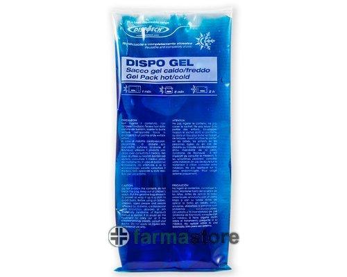 Bolsa de hielo reutilizable frio - calor 11cm x 26 cm GH049