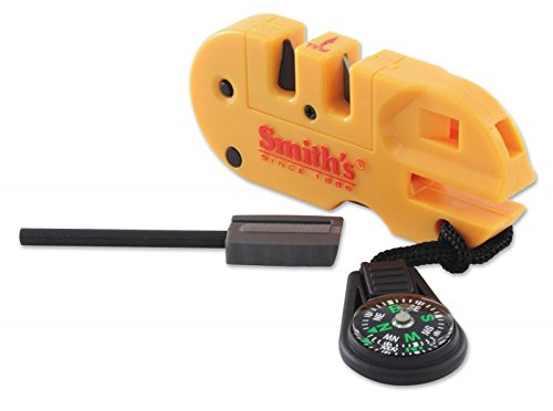 Smith S Pocket Pal x2 Affûteuse Jaune, 09es001