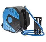 Druckluftschlauchtrommel mit Automatik 15 m Druckluft Schlauchaufroller - Druckluft Schlauchtrommel AG 3/8