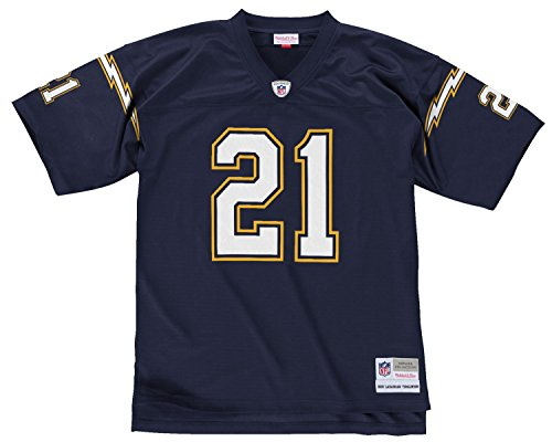 Ladainian Tomlinson San Diego Chargers Men's Mitchell & Ness Premier Blue Jersey Trikot