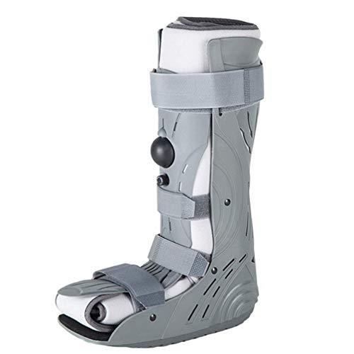 Foot Ankle Fracture Boot - Luftpumpenunterstützung Und Schützender Walker Boot Für Fuß- Und Knöchelverletzungen - Ideal Für Frakturen, Operationen An Bändern Und Sehnen, Verstauchungen Am Knöchel Und