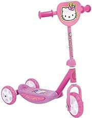 Hello Kitty Darpeje OHKY110 Scooter mit 3 Rädern