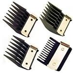 Wahl No.1-4 Attachment Comb Set Metal...