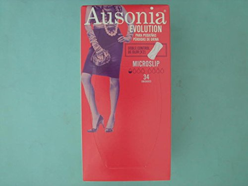 Ausonia - Compresa Evolution Microslip Ausonia 34 uds