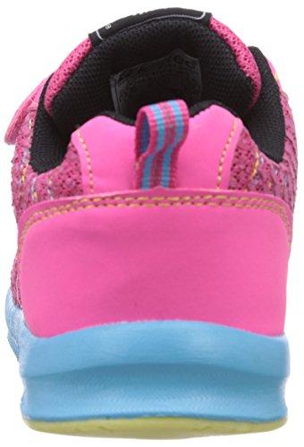 Killtec Helio Unisex-Kinder Outdoor Fitnessschuhe Pink (neon-pink / 00437)