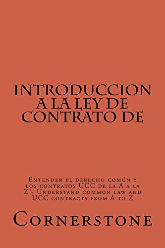 Introduccion a la Ley de Contrato de * e book: e book - Por los escritores de 6 ensayos publicados modelo de barras!  ! por Norma's Big law books - Value Bar Prep books