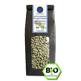 Organic Green Coffee Beans Nicaragua (Highland raw Coffee Beans)