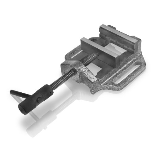 Preisvergleich Produktbild Berlan Maschinen - Schraubstock 100 mm BMSS100