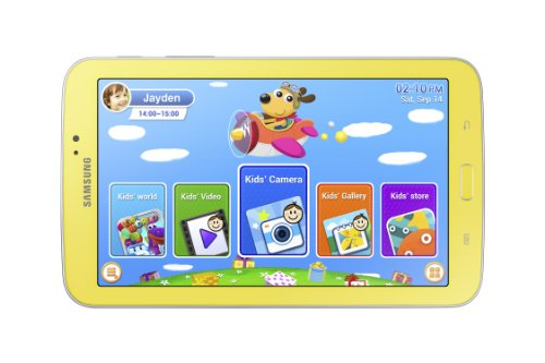 Samsung Galaxy Tab 3 Kids 7.0 8GB Yellow...