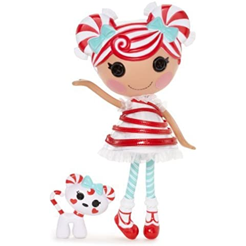 Lalaloopsy Doll - Mint E Stripes by
