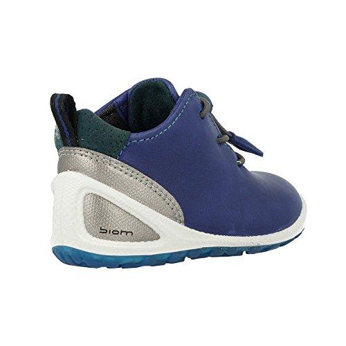 Ecco Biom Lite Infants Feather 752571 Unisex-Kinder Sneaker Blau (MEDIEVAL)