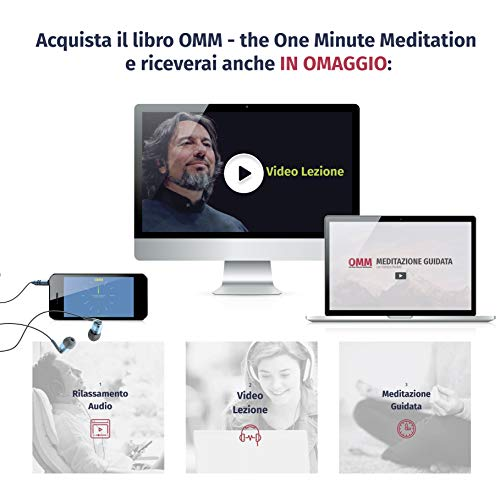 Zoom IMG-1 omm the one minute meditation