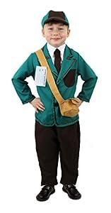 I Love Fancy Dress ilfd7040s niños evacuados disfraces (pequeño)