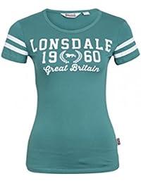 Lonsdale Damen T-Shirt Wakefield