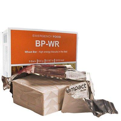 BP WR ehemals BP5largo tiempo Alimentos, Crisis Cautela óptimo para cualquier casa y viajes. Intercambio de óptima Ware Para pesado zeiten. través de 30años de duración.