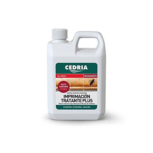 Imprimación tratante matacarcoma agua marca Cedria