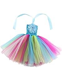 La vogue Tutu Vestidos Para Niñas de Danza/Fiesta/Cóctel/Boda Color 10