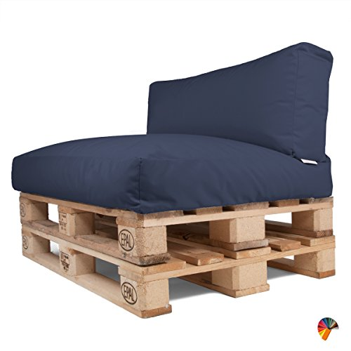 Arketicom ARK-PALLET-SOFT-CHP-057-NAVY-BL-SET