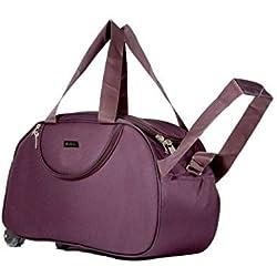 Choice purple Pu 2300Cms Travel Bag