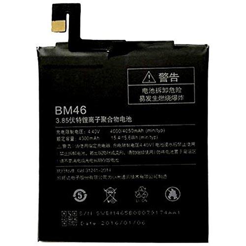 MI XIAOMI REDMI NOTE 3 Mobile Battery BM46 (Compatible By Nobita)