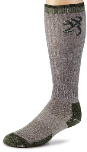 Browning Hosiery hombre, Merino lana para calcetines, 2pares
