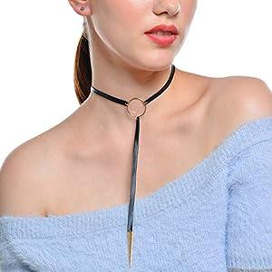 XUHAHAXL Halskette/Mode Persönlichkeit Trend Schmuck Anhänger Legierung Zubehör Halskette