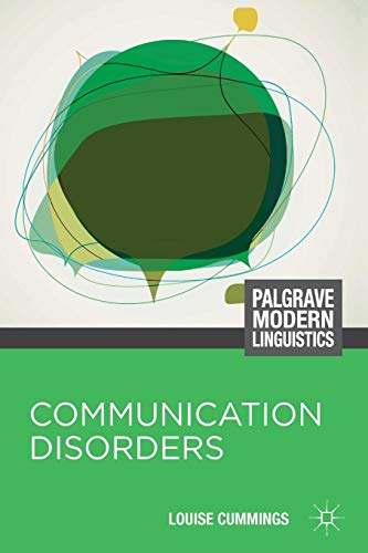 Communication Disorders (Modern Linguistics)