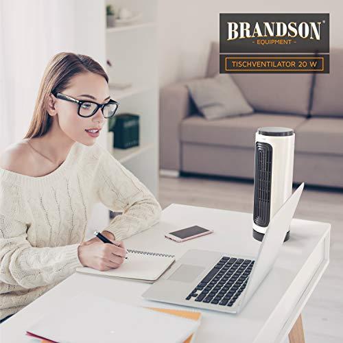 Brandson – Tischventilator Bild 5*