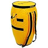 Tycoon Percussion TCPB-L - Custodia professionale per Conga, misura grande, colore giallo