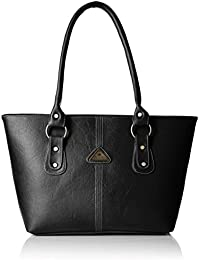 fantosy Women's Shoulder Bag Black -FNB-193